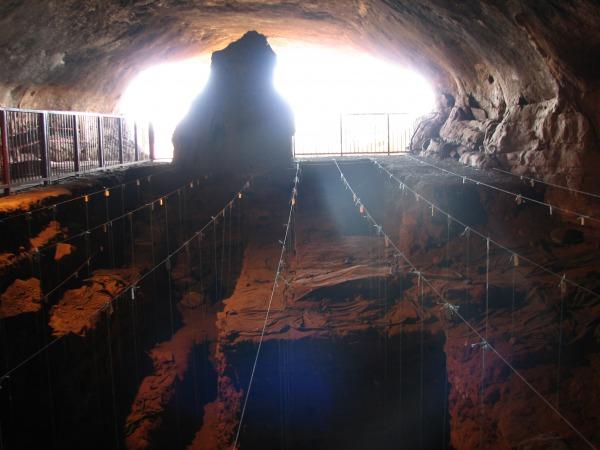 Wonderwerk Cave, South Africa