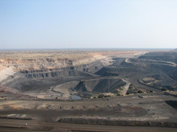 Kalahari basin