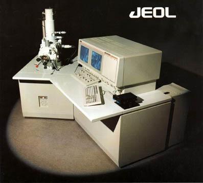JEOL SEM 6400
