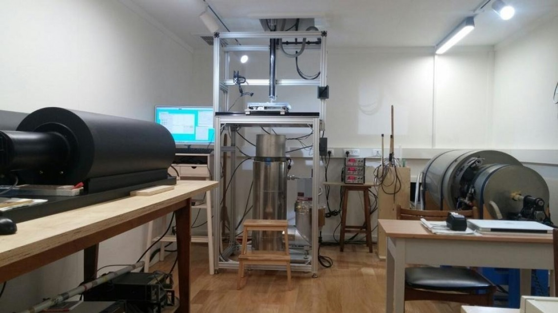Paleomagnetic Lab
